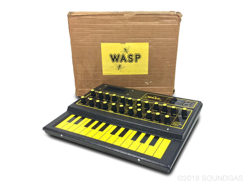 EDP Wasp - boxed