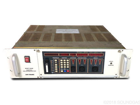 EMT 246 Digital Reverberator