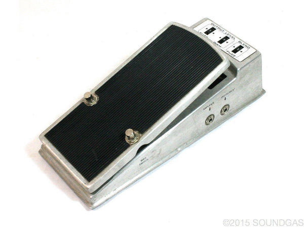 Fender Fuzz Wah (Cover)