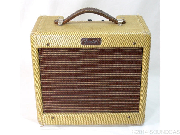 Fender Tweed Champ (Cover)