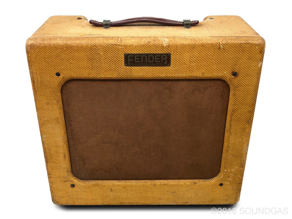 Fender Tweed Deluxe Model 5B3 - 1951