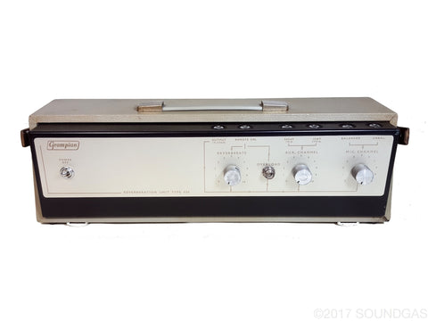 Grampian Type 636 Reverberation Unit
