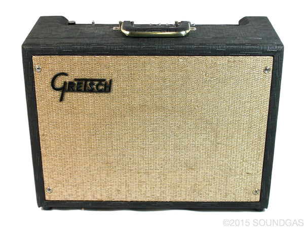 Gretsch Model 6152 Compact Tremolo Reverb (Cover)