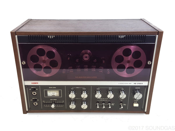 Hawk HE-2150A 5 Head Echo Unit