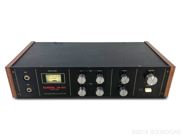 Hawk HR-202 Echo Unit - Spring Reverb