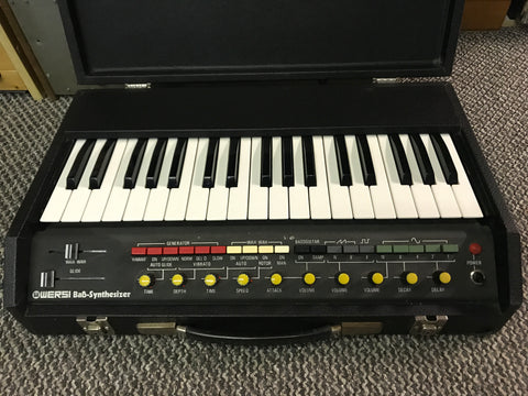 Wersi AP-6 Bass Synth