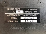 Keio (Korg) Mini Pops MP-7 - Modified