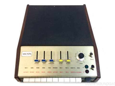 Keio (Korg) Mini Pops MP-7