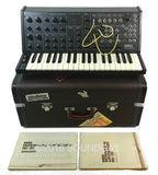KORG MS-20 Mark 1 with original case