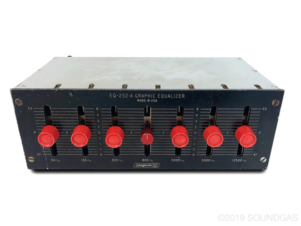 Langevin EQ-252-A Graphic Equalizer