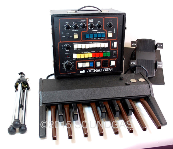 mti auto orchestra vintage analogue drum machine string bass synth soundgas classic. Black Bedroom Furniture Sets. Home Design Ideas