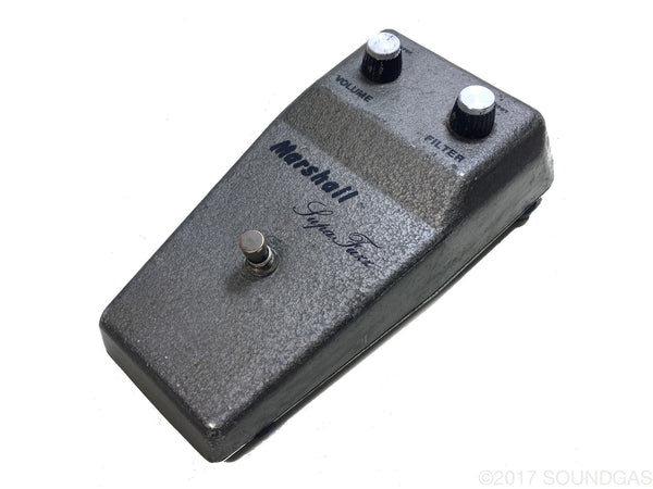 Marshall Supa Fuzz (Colorsound Mk2 Tone Bender)
