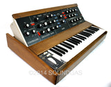 Moog Minimoog Model D Synthesiser (Tilt Right)