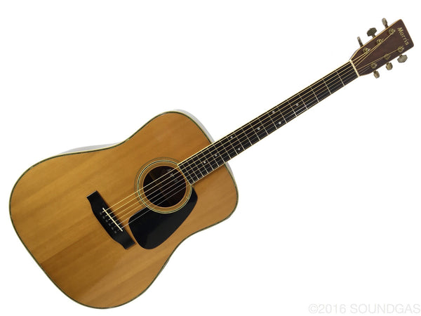 Morris MD-515 Acoustic Guitar
