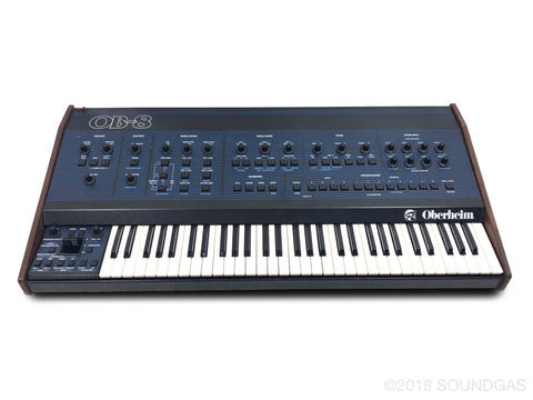 Oberheim OB-8 with MIDI