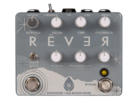 Old Blood Noise Rêver (Reverse Reverb + Delay)