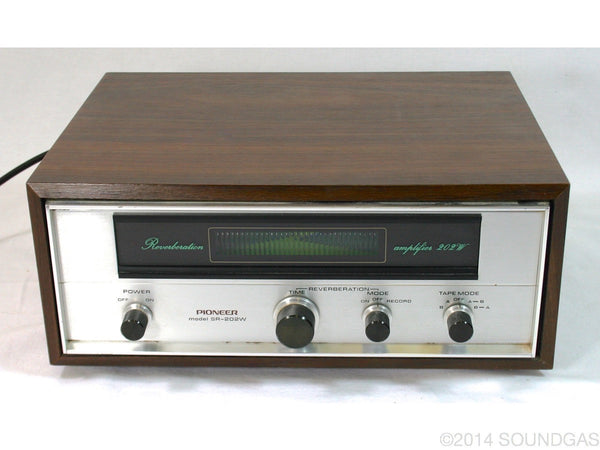 Pioneer SR-202W (Cover)