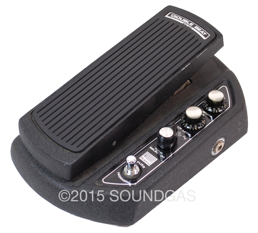 roland ad 50 double beat effect pedal for sale soundgas vintage effects guitar amps. Black Bedroom Furniture Sets. Home Design Ideas