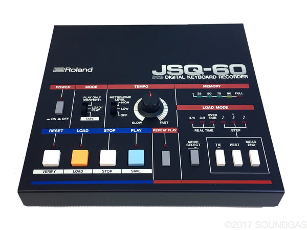 Roland JSQ-60 Sequencer