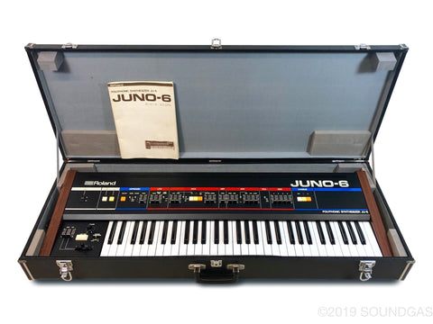 Roland Juno-6 *Near Mint & Cased*