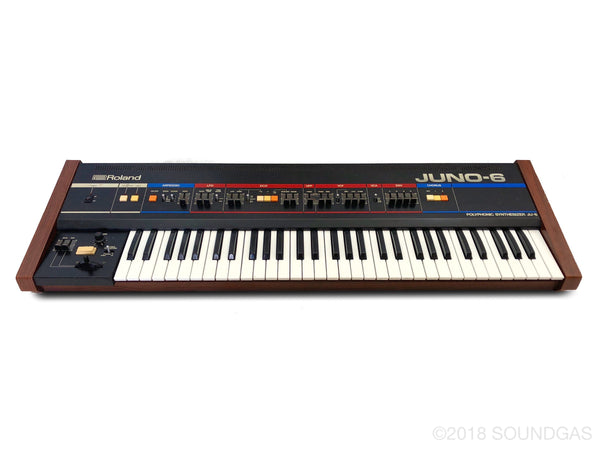 Roland Juno-6 (optional Juno-66 upgrade)