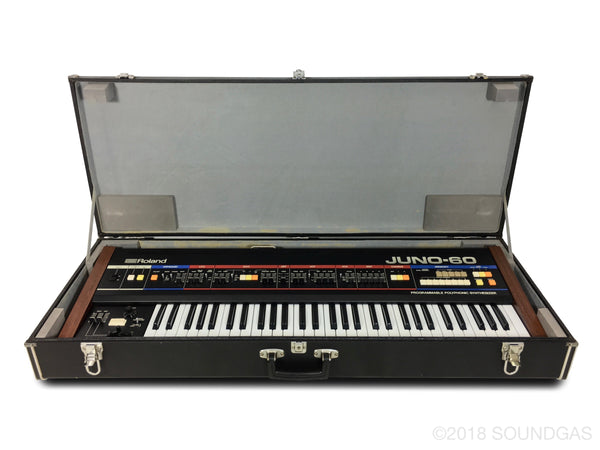 Roland Juno-60 Near Mint/Cased