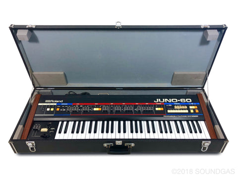 Roland Juno-60 *Near Mint & Cased*