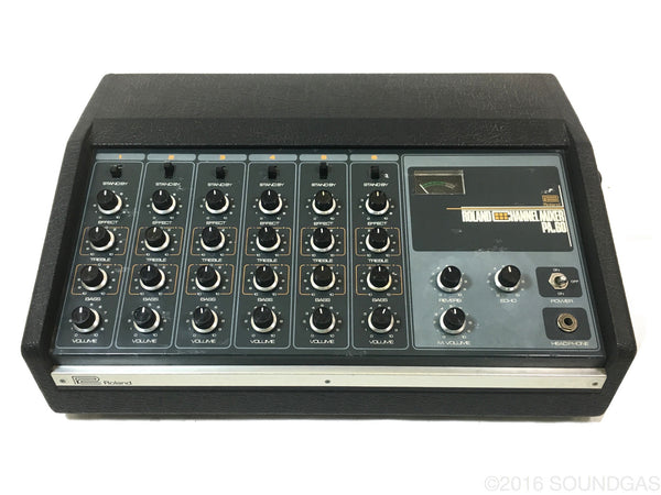 Roland PA.60 Channel Mixer