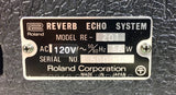 Roland RE-201 Space Echo - Mint, Boxed, Accessories