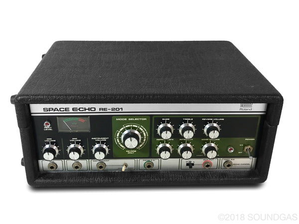 Roland RE-201 Space Echo 120v