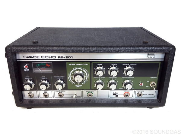 Roland RE-201 Space Echo *Near Mint*