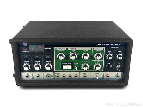 Roland RE-301 Chorus Echo - 220v (Boxed)