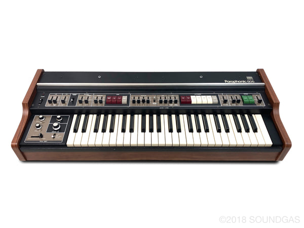 Roland RS-505 Paraphonic *Near Mint*