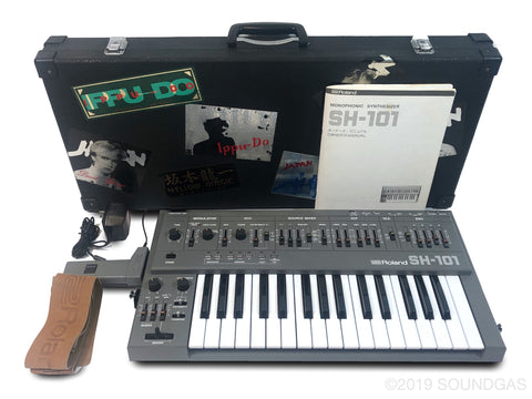 Roland SH-101 *Cased - Near Mint*