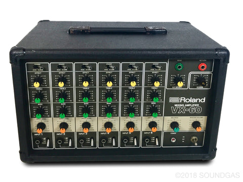 Roland VX-60 Mixing Amplifier