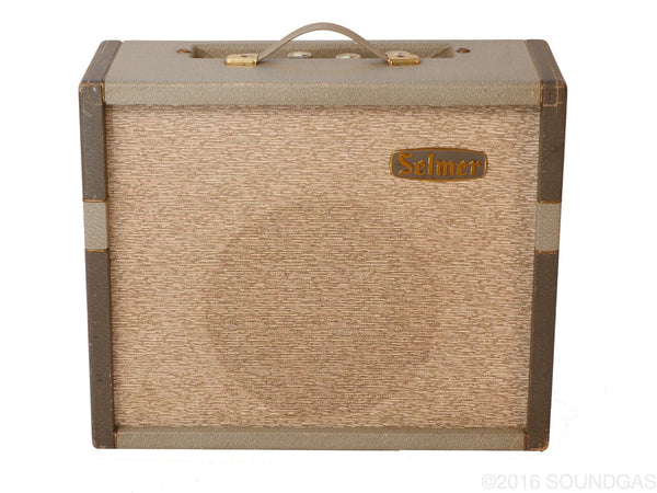 SELMER 'THE STANDARD' TV8 1962