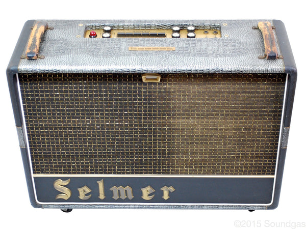 Selmer Zodiac Twin Fifty (Social)