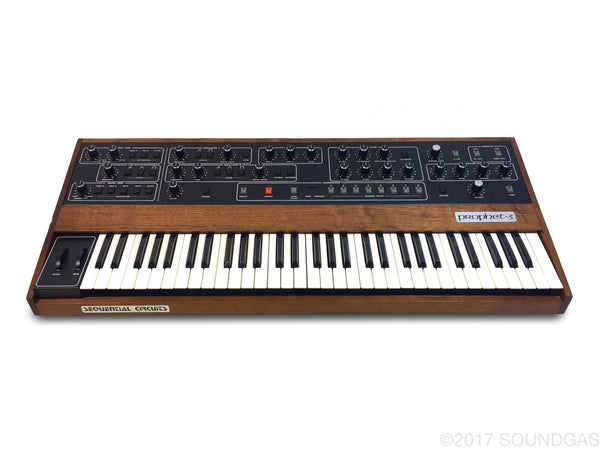 Sequential Circuits Prophet V Rev 3.3