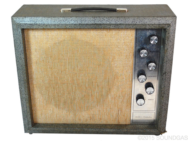 Silvertone Danelectro 1482 Vintage Amp For Sale Soundgas