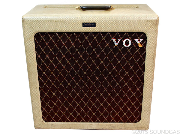 1958 9 vox ac 1 15 tv front fawn ac15 for sale soundgas vintage effects guitar amps synths. Black Bedroom Furniture Sets. Home Design Ideas