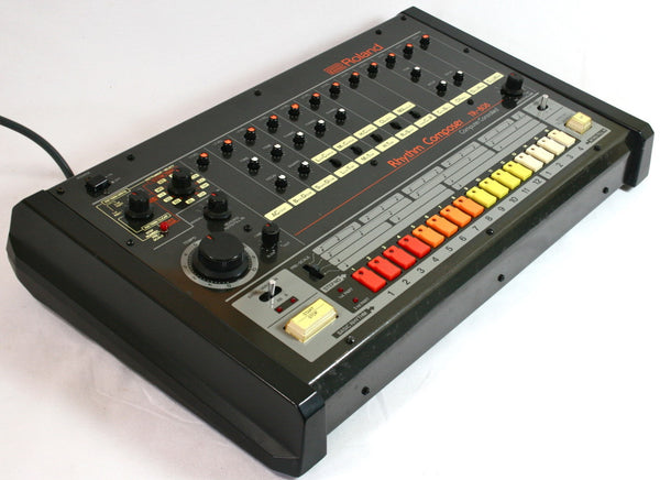 roland tr 808 rhythm composer analogue drum machine for sale soundgas vintage effects. Black Bedroom Furniture Sets. Home Design Ideas