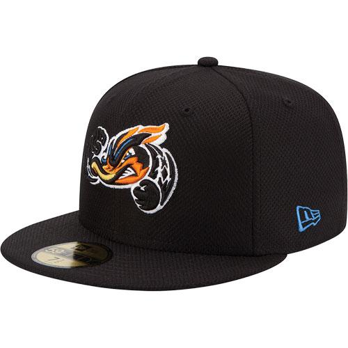 Official Batting Practice Fitted Hat