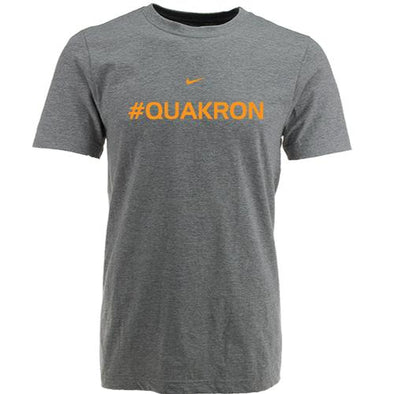 #QuAkron T-Shirt Heather
