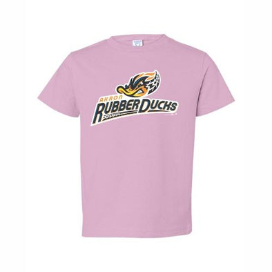 Toddler Primary Logo Pink