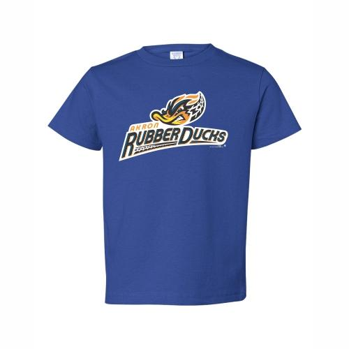 Toddler Primary Logo Royal