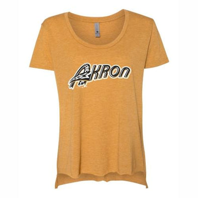 Women's Antique Gold Akron
