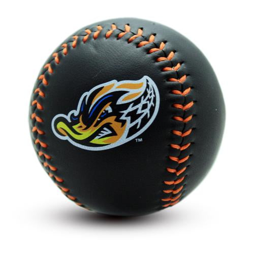 Black Logo Baseball