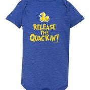 Release The Quackin Onesies