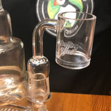 25mm Flat Top Quartz Banger | Quart Dab Nail For Sale | Free Shipping!