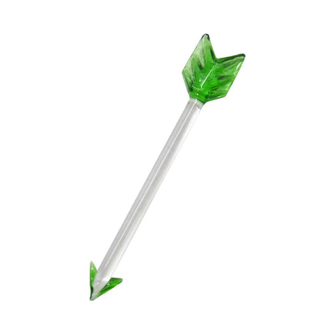 Arrow Novelty Glass Dabber | For Quartz Bangers | Free Shipping